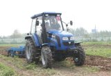 constructeur agricole d'entraîneur de la roue 90HP