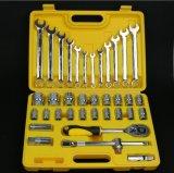 Ручные инструменты 37 комбинации установите гаечный ключ