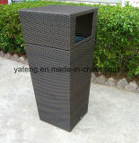 Outdoor Hotel Usando Plantador Pot Flower Pot Ashbin Pot (YTG009)