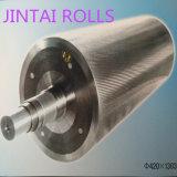 Bâti de fer d'alliage écrasant Rolls pour la machine minérale