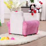 Hello Kitty Fabric Kids Cadeira Upholster