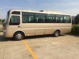 Microbús de la estrella del pasajero de la ciudad del transporte con el neumático del motor 6+1 de Cummins Isf3.8s