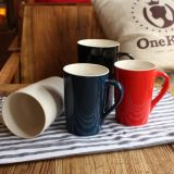 Personalizar a caneca relativa à promoção do copo do Sublimation da caneca dos pares da caneca de café