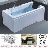 El cuarto de baño acrílico Sanitart Ware Bañera Spa (5260)