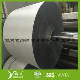 Aluminiumfolie Gesteunde Geweven Glasvezel, de Zak van de Folie van de Glasvezel voor het Vacuümpaneel van de Isolatie