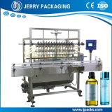 Líquido de cosméticos automática máquina de enchimento de garrafas de engarrafamento