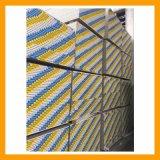 Plaques de plâtre de haute qualité avec l'épaisseur 9 mm
