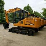 Escavatore idraulico del cingolo Ht90-7 di Hengte