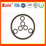 Уплотнения колцеобразных уплотнений эластомера 100s Aflas Tfe
