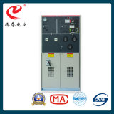 Alimentazione elettrica isolata gas di commutazione dell'apparecchiatura elettrica di comando 630A Sf6
