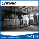 Máquina Rho arriba eficiente del precio de fábrica de ahorro de energía disolvente de extracción del tanque de hierbas