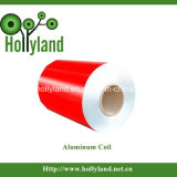 PVDF Coated & Embossed Aluminium Coil (ALC1117)