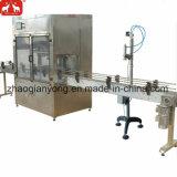 El aceite de oliva automática de aceite de coco de la máquina de llenado del vaso de aceite de cocina