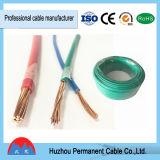 Thw trenzó el solo cable 75c seco, alambre y cable del edificio de 75cwet 16AWG Thwn con UL83, UL1581standard