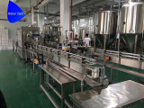 Cerveja de aço inoxidável Brite chaleira luminosos Pilha Horizontal do Tanque