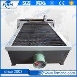 Machine de découpage en aluminium de plasma de fer en acier en métal