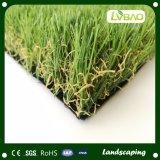 tapijt van het Gras van de Kleur van het Landschap van 40mm het Kunstmatige voor Decoratie