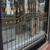 Ворота из кованого железа металлические ограждения перила ограждения