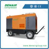 Venta directa de fábrica del compresor de aire portátil Diesel