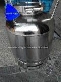acciaio inossidabile del solvente Tank-SUS304 dell'estrattore 25lb