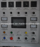 Máquina de laminado seco de alta velocidad de control de PLC con pegamento
