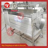 Brosse en acier inoxydable de type légume racine Peeling Machine à laver