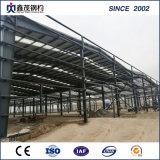 Gruppo di lavoro prefabbricato Earthquake-Proof ad alta resistenza della struttura d'acciaio