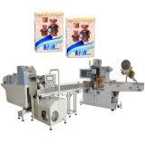 자동적인 소형 서류상 고급 화장지 접히는 기계장치