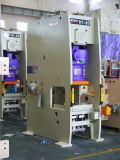 80 Ton Semiclosed Punção de alta precisão Pressione a máquina