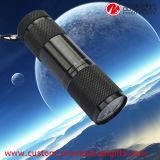 Taschenlampen-Fackel-Lichtportable-Taschenlampe der Leistungs-LED