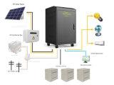 sistema Home solar renovável do armazenamento da potência/energia da iluminação 1kw/2kw/3kw/5kw