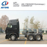 Sinotruk HOWO 6*4 371HP 420HPのトレーラーのトラクターのトラック