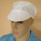5mmのストリップの反静的なClenroomの男性の労働者の帽子