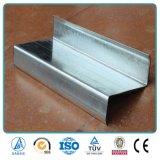 La Manica d'acciaio leggera gradua la specifica secondo la misura del Purlin di Z