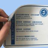 Membrana impermeabile bianca del PVC