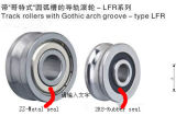 Circle Groove (LFR5302-10 2RS)를 가진 롤러 Bearing