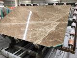Lastre di marmo Polished chiare di Emperador
