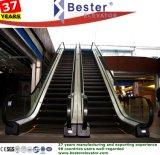 Escalator tous temps de sûreté pour le centre commercial et le centre commercial