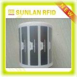 L'alluminio dei campioni liberi di prezzi all'ingrosso ha inciso l'intarsio bagnato di frequenza ultraelevata di RFID