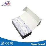 Carte épaisse d'identification de Cr80 ABS/PVC 125kHz Tk4100 /Clamshell