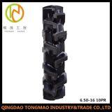 China-Fertigung-Lieferanten-gute Qualitätspreiswerte landwirtschaftliche Bauernhof-Traktor-Reifen mit Felge R1 6.00-12