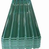 Hoja de techos de metal corrugado prebarnizado