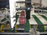 De golf Machines van de Verpakking van Gluer van de Omslag van de Doos