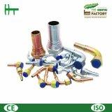 Encaixes de mangueira hidráulicos estampados de alta pressão 50091