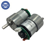 37mm 5rpm 10rpm 50 rpm bajas rpm cepillo 12V DC Micro motorreductor