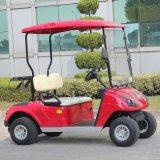 Golf Course Utiliser 2 sièges Mini Golf Voiture électrique avec CE (DG-C2)