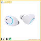Draadloze Oortelefoon van de Fabriek van Lanbroo China van Tws de Hete Verkopende die door Ce/FCC/RoHS wordt goedgekeurd