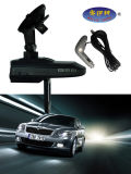 Detector anti radar do carro com carro DVR