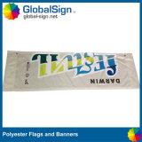 Изготовленный на заказ напечатанные сублимацией знамена полиэфира (DSP02)