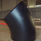 45/90degバットによって溶接される継ぎ目が無い炭素鋼の肘